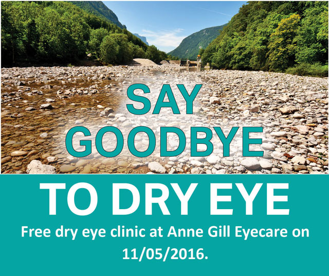 anne gill eyecare - dry eye clinic